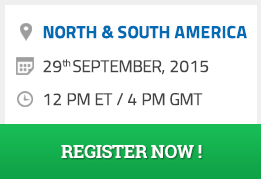 For North and South America - Register Now!